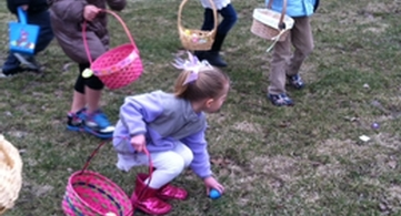 Recreation Easter Party
